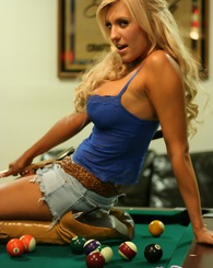 Ember On Pooltable